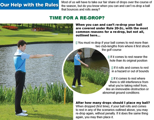 How well do you know the drop rule?