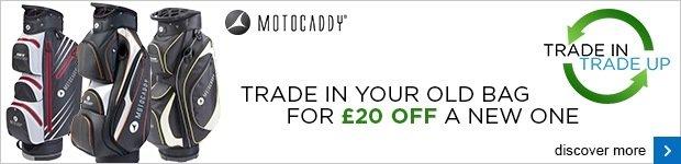 Motocaddy Bag Trade In