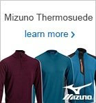 Mizuno Autumn Winter clothing 2015