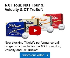 Titleist Performance balls