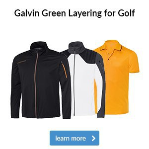 Galvin Green Spring Summer Clothing