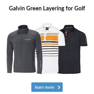 Galvin Green Men's SS18 Layering