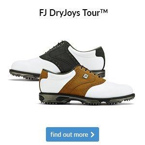 FootJoy DryJoys shoe