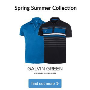 Galvin Green Summer Clothing 2018