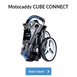 Motocaddy CUBE CONNECT